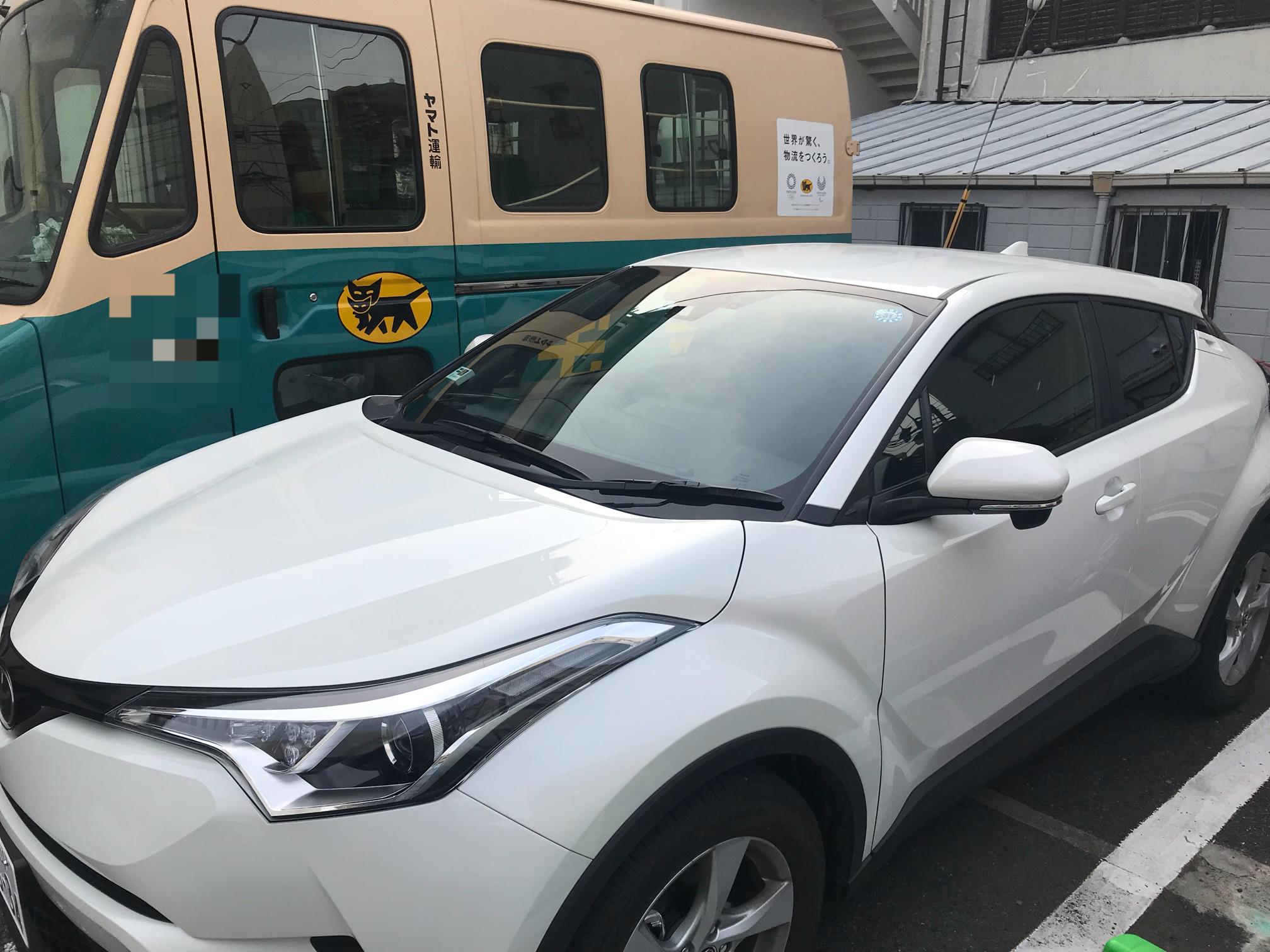 ぶらりC-HRの旅